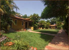 best cottages near panchgani