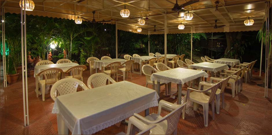 best tents near panchgani